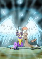 Wings of Light and Sorrow by Yula568