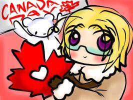 ~CANADA DAY~ by mistress-lo