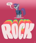 I want a rock by DocWario