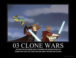 Clone Wars Motivational by jswv