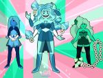 Gemsonas and Fusion by sailor-alnilam