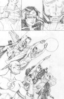 Justice Pencils - P1 by wannabegeorge