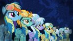 Wonderbolt Academy Wallpaper #1 1080p by Sludge888