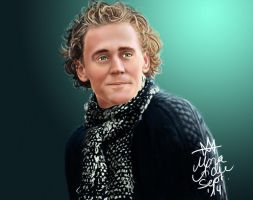 Tom Hiddleston in Archipelago by Alice-Monzter