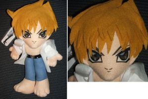 YuGiOh Joey Wheeler Plush Sale by SetsunaKou