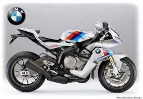 BMW S1000 RS CLUBRACER by obiboi