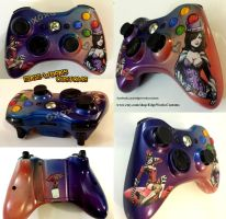 Mad Moxxi xbox controller by Edge-Works