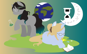 iExperiment and iRead by dragon51116