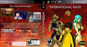 International Rage PS3 Box Art by PhiTuS