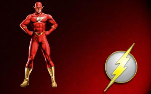 JLH - The Flash! by Superman8193
