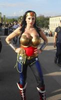 Wonder Woman from Injustice by ArwenLothlorien