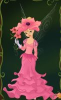 florasparkle makeover: tinkerbell. by Magicponixtutu