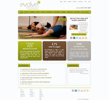 Evolve Wellness Centre by pixelter