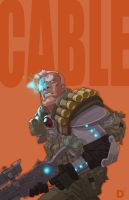 Cable by dan-duncan