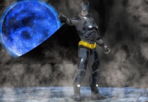 Batman Dark Night by hiram67