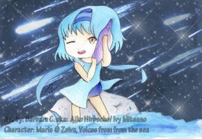 C.E.:Voices from the Sea-Maris by Aiko-Hirocho