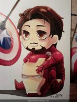 Little Iron Man. by narufag