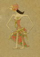 Pepper Wayang Purwo by PepperProject