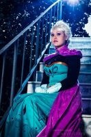 Queen Elsa of Arendelle by Natasha--Wonka