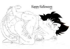 Happy Halloween 2013 by xH-Chanx