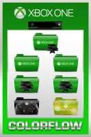 Colorflow XBOX ONE Folders by TMacAG