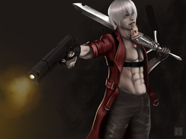 Dante by PemaMendez