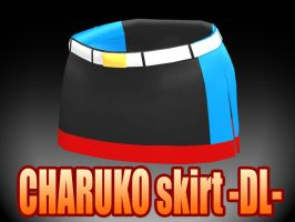 Sep-Series - Charuko skirt - DL by TehPuroisen