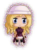 [Commission] Chibi Valorie by izka197