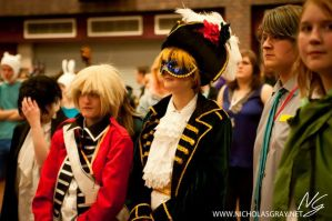 Newcastle Cos Con 2013 by AutumnLegend