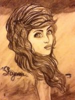Shayanna by DomTheArtist