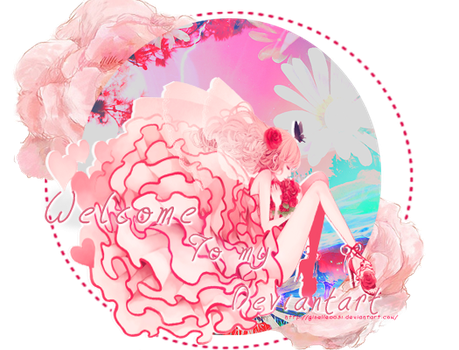 ID -  Magical Pink by giselle0031