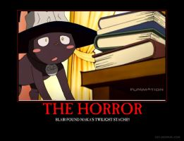 Soul Eater Blair books by DragonStalker0713