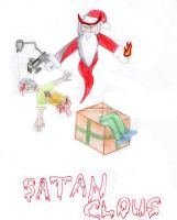 Satan Clause by DevilHunterXX