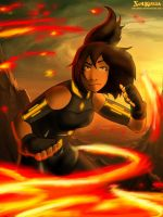 Sol: The Avatar Was Reborn and Is Here by SolKorra