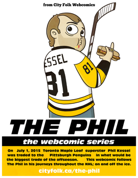 The Phil's 2016 Poster by cityfolkwebcomic