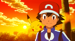 Goodbye Kalos ! w/ Speed Paint ! by TrainerAshandRed35