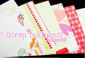 .5 Scrap Textures by RetroRock