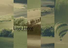 Live Here by Un-Real