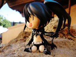 Yay! - Black Rock Shooter by Odessa-Himijo