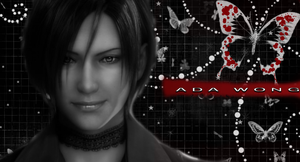 ada wong wallpaper2 by arinakennedy