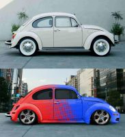 New Old Beetle by fastworks