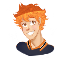 Hinata Art Trade  by AFallenMiracle