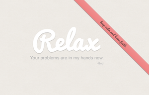 Relax wallpaper by luisperu9