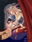 Superman VS Thor COLORED 2013 by LucasAckerman
