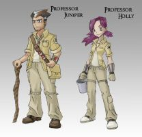 Professors of Vannah by Either-Art