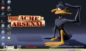 Acme Arsenal by Bailey2393