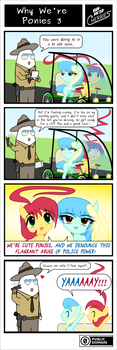 SDC - Why We're Ponies 3 by C-quel