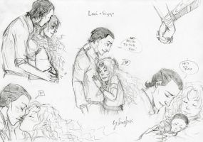 Loki+Sigyn 7 by Sanzo-Sinclaire