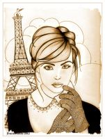 Liza French Parisian by Jburnstudios