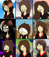 Art Style Challenge by KATEtheDeath1